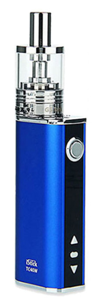Eleaf iStick TC40W Kit, blau
